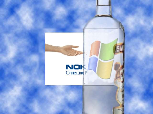 Smirnof-Nokia-Microsoft
