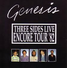 Genesis live at Forest National, Brussels 16 Sept 1982