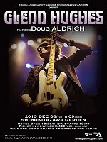 Glenn Hughes feat. Doug Aldrich at the Spirit of 66, Belgium - 3 Oct 2015