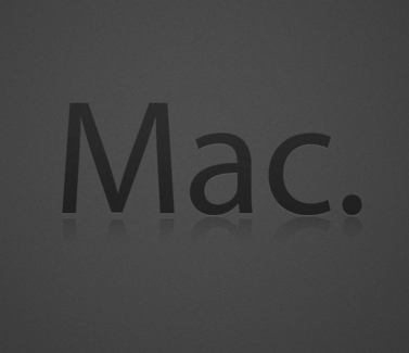 I love my Mac, techies Mac blog