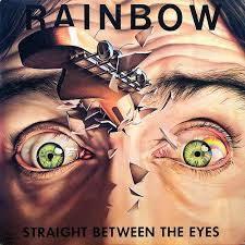 Rainbow live Straight between the Eyes Tour - Forest National - 27 Nov 1982