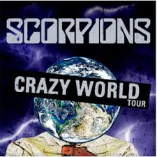 Scorpions Crazy World Tour 2017 live at Nîmes Arena, 17 July 2017