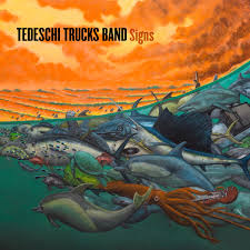 Tedeschi Trucks Band live at AB 23 April 2019