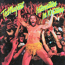 Ted Nugent Live at Forest National Brussels, 28 May 1981