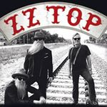 ZZ Top live at Forest National Brussels 28 June 2016